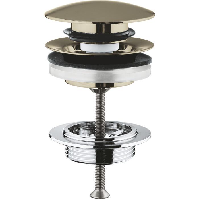 Донный клапан Grohe Push-Open матовый никель (65807EN0)