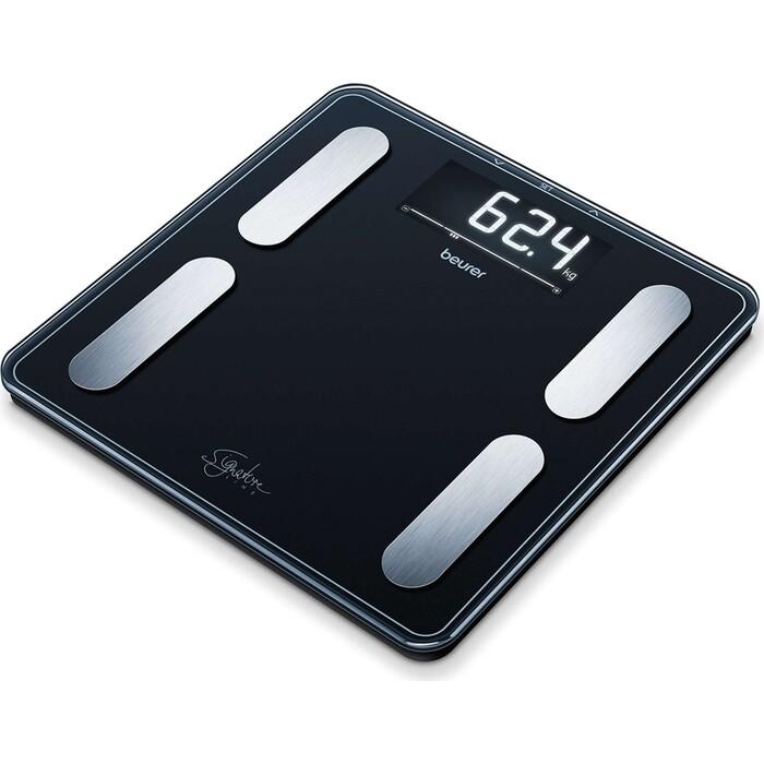 Весы напольные Beurer BF400 Signature Line черный