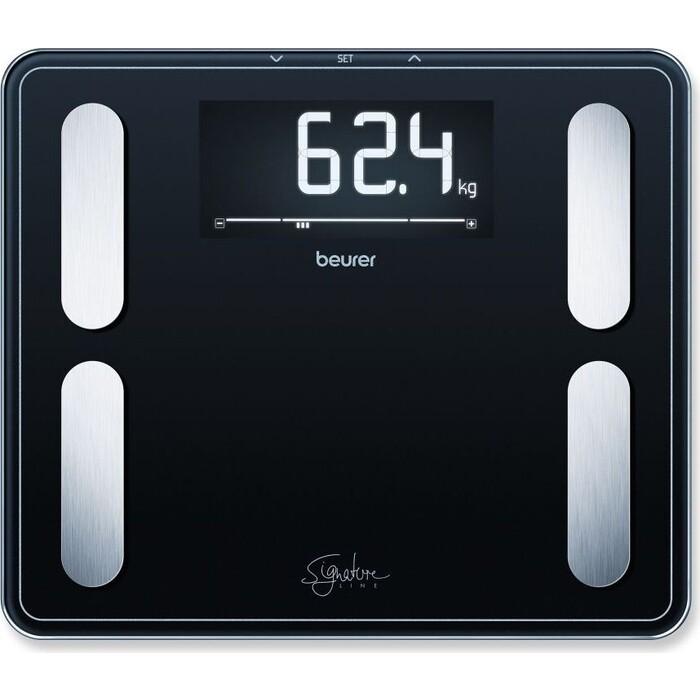 Весы напольные Beurer BF410 Signature Line черный