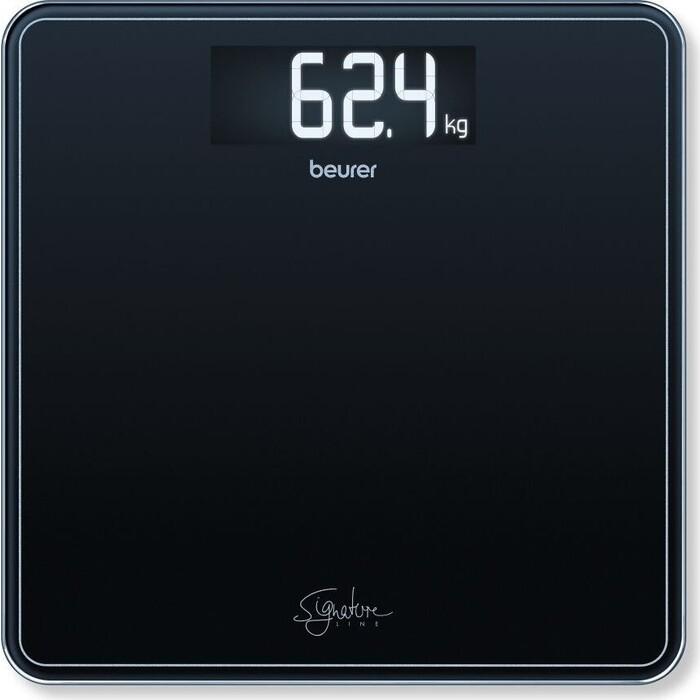 Весы напольные Beurer GS400 Signature Line черный