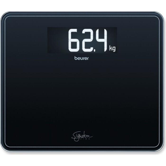 Весы напольные Beurer GS410 Signature Line черный