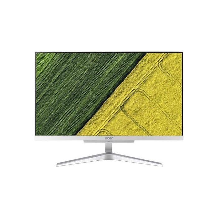 Моноблок Acer Aspire C22-320 silver (AMD A6 9220e/4Gb/256Gb SSD/noDVD/R4/W10) (DQ.BCQER.006)