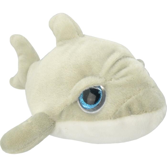 Мягкая игрушка Wild Planet Акула, 25 см, (K7837-PT)