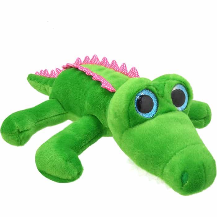 Мягкая игрушка Wild Planet Крокодил, 25 см, (K7959-PT)