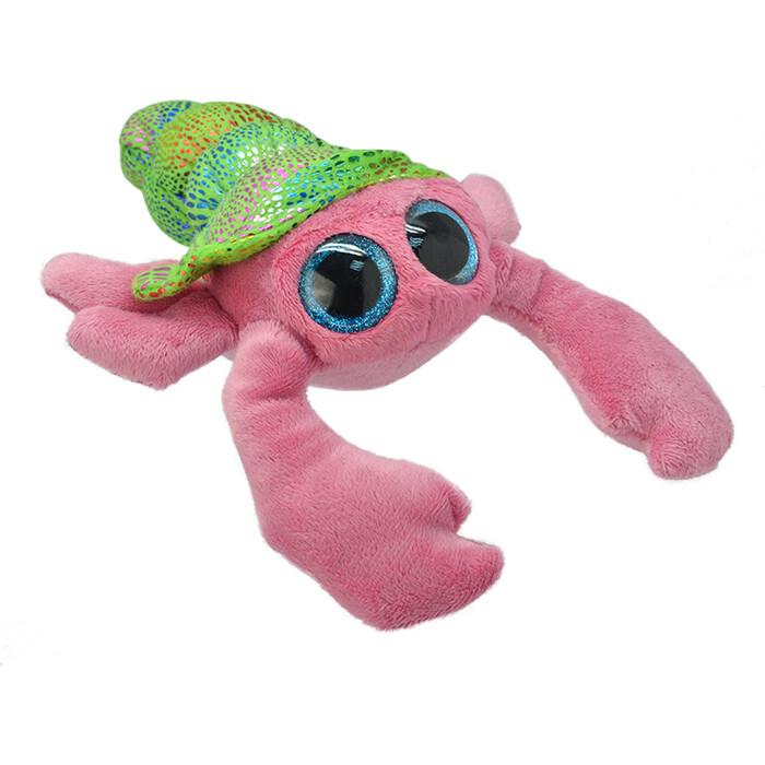 Мягкая игрушка Wild Planet Рак отшельник, 25 см, (K7835-PT)