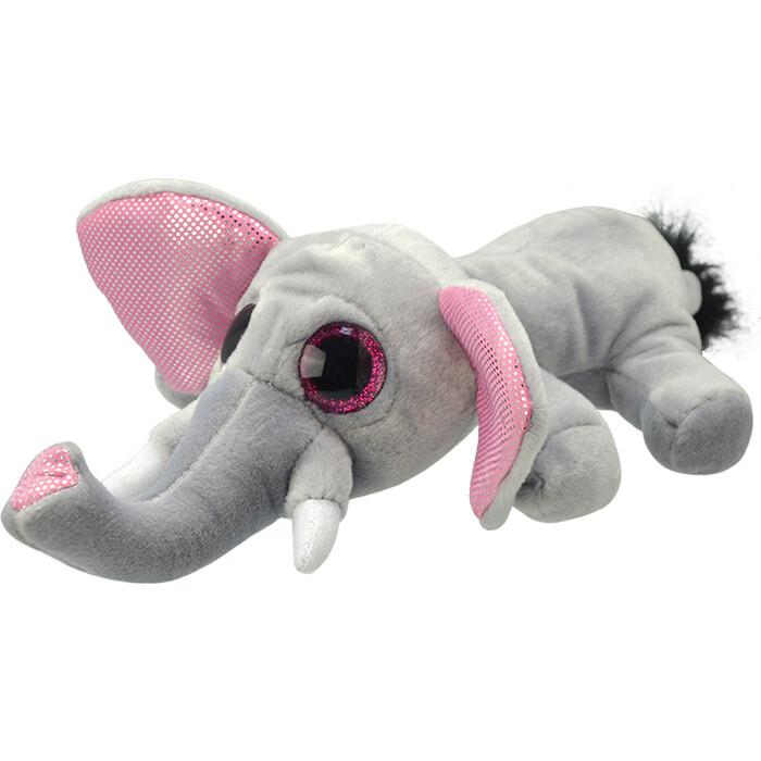 Мягкая игрушка Wild Planet Слон, 25 см, (K7705-PT)