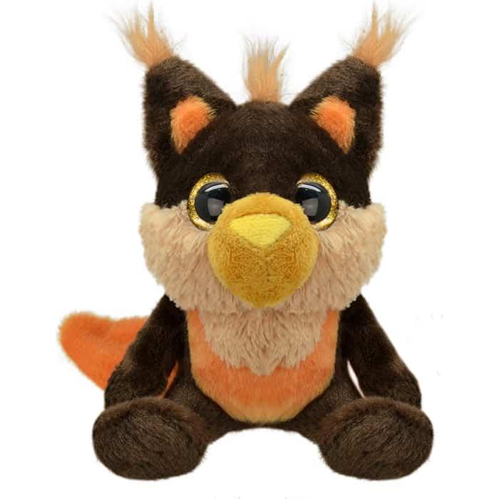 Мягкая игрушка Wild Planet Волк, 15 см, (K8248-PT)
