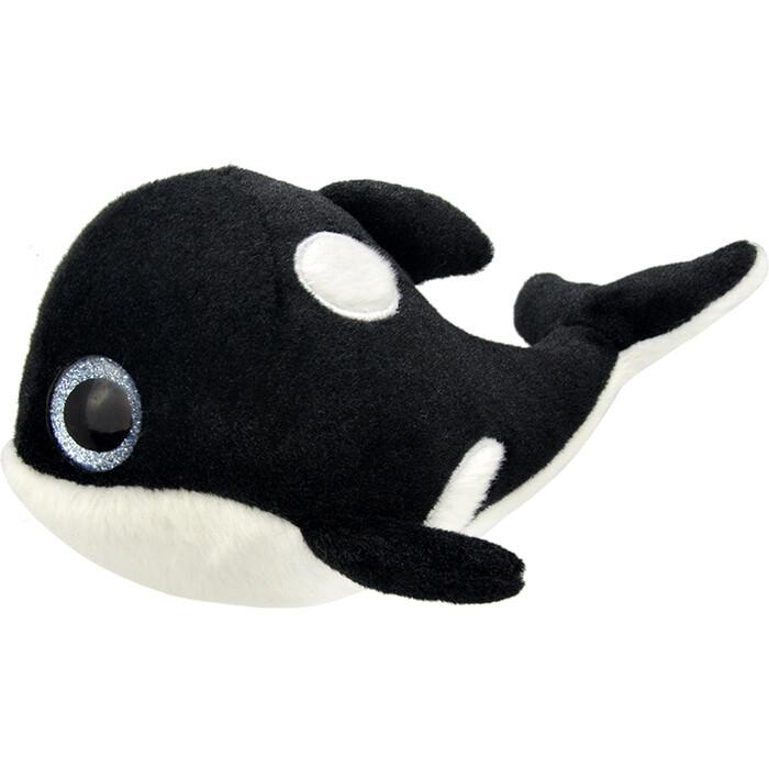 Мягкая игрушка Wild Planet Касатка, 15 см, (K8464-PT)