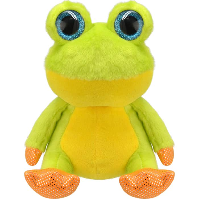 Мягкая игрушка Wild Planet Лягушонок, 15 см, (K7852-PT)