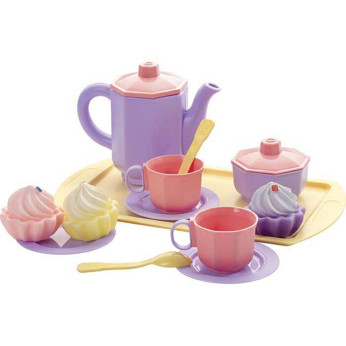 Чайный набор Огонек Принцесса с кексами, (С-1477)