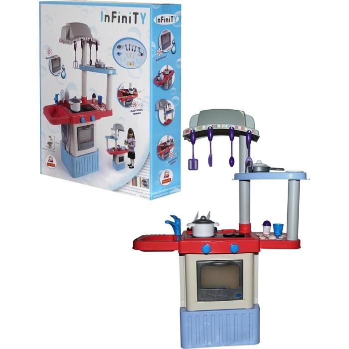 Набор Coloma Y Pastor игрушечной кухни Infinity premium №3 (в коробке) (со звуком и каплями воды (конденсат)), (42354_PLS)