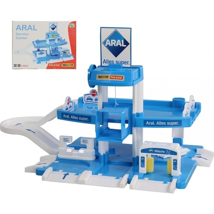 Паркинг Wader ARAL-2 2-уровневый (в коробке), (37886_PLS)