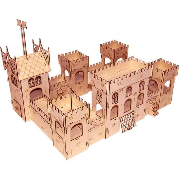 Игровой Набор PAREMO серии Я Конструктор Замок, Конструктор, (PD218-10)