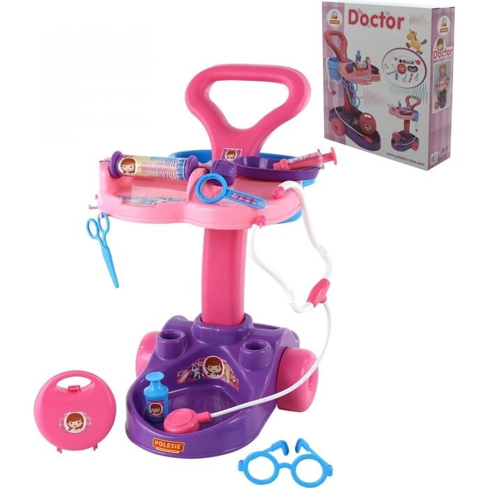 Набор Palau Toys Доктор №9 (9 элементов) (в коробке), (67937_PLS)