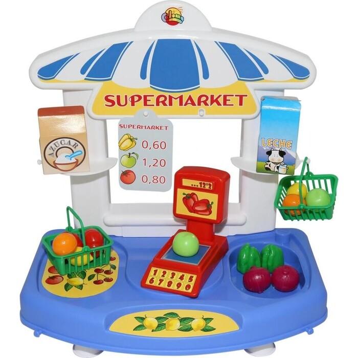 Набор-мини Coloma Y Pastor настольный Супермаркет Алеся (в пакете), (53411_PLS)