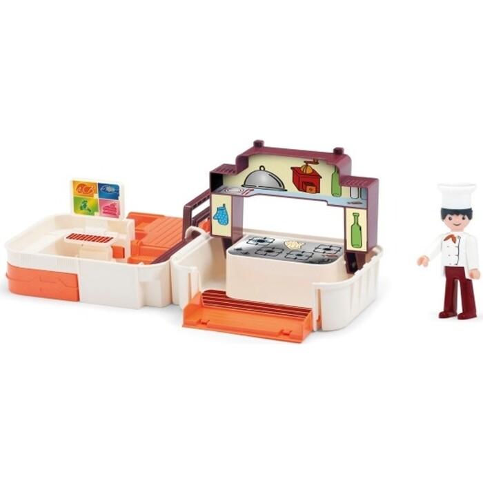 Игровой Набор EFKO кухня с фигуркой повара, (32211EF-CH)
