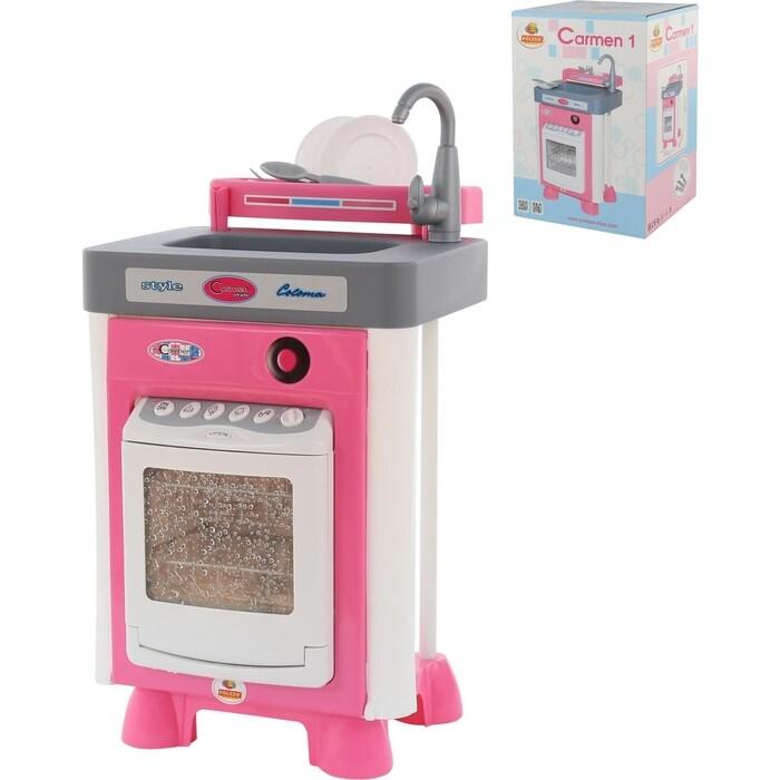 Набор Coloma Y Pastor Carmen №1 с посудомоечной машиной (в коробке), (57891_PLS) игровой набор coloma carmen с варочной панелью 47953