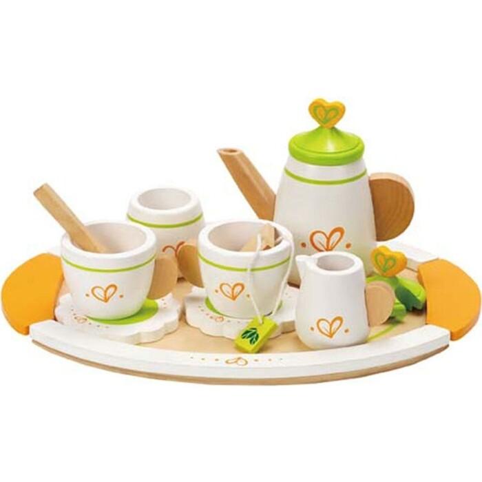 Игровой Набор Hape Чайный сервиз для двоих, (E3124_HP)