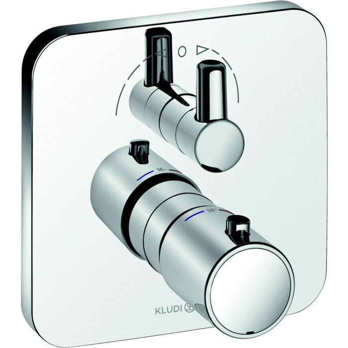 Термостат для ванны Kludi E2 встраиваемый, 88011 (498300575)