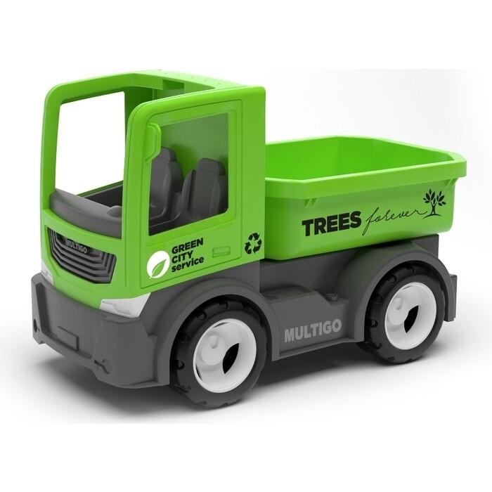 Городской грузовик EFKO игрушка 22 см, (27087EF-CH)