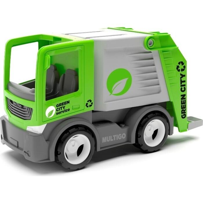 Машина мусоровоз EFKO игрушка 22 см, (27083EF-CH)