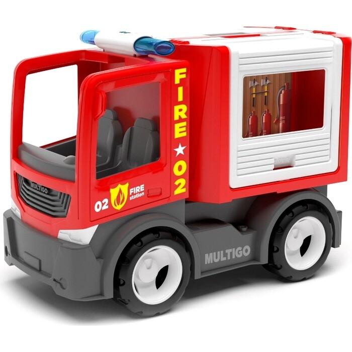 Пожарная машина для команды EFKO игрушка 22 см, (27081EF-CH)