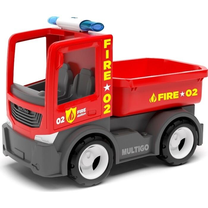 Пожарный грузовик EFKO игрушка 22 см, (27084EF-CH)