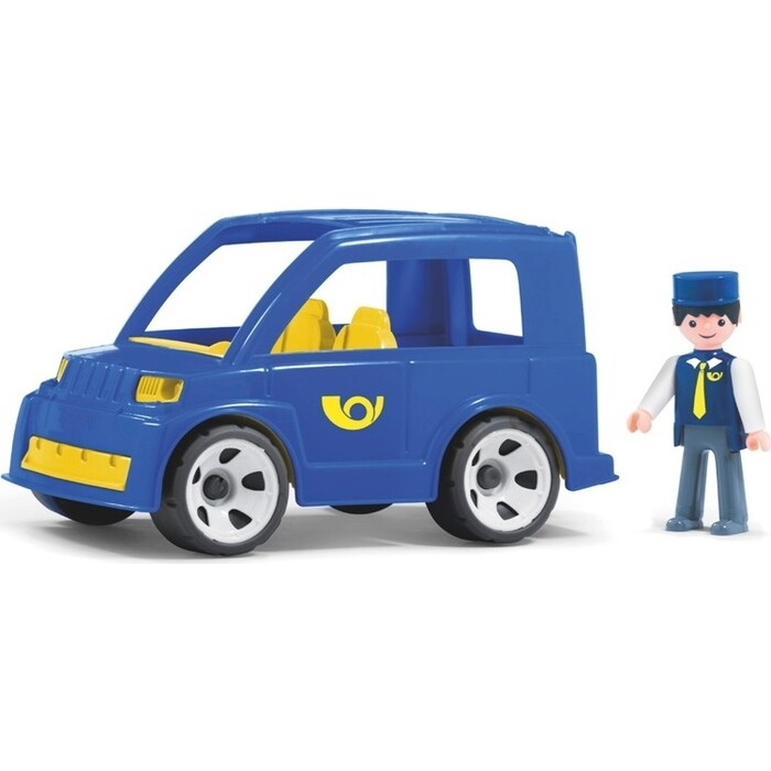 Почтовый автомобиль с водителем EFKO игрушка 17 см, (33214EF-CH)