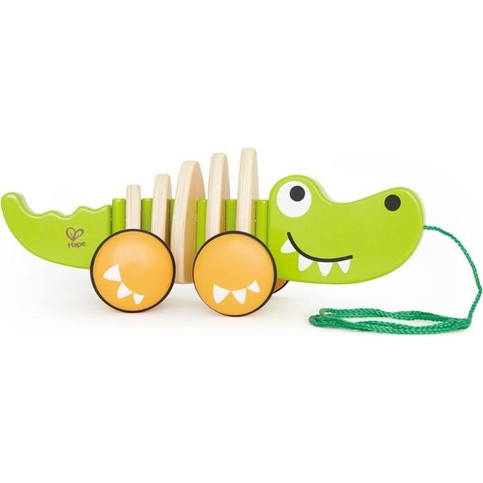 Каталка Hape Крокодил, (E0348_HP)
