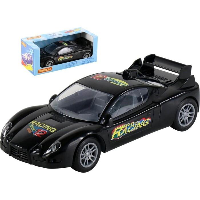 Автомобиль инерционный Полесье RACING, (в коробке), (66008_PLS)