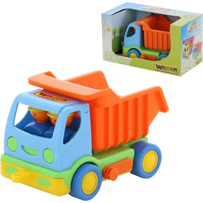Автомобиль-самосвал Wader Мой первый грузовик (в коробке), (40169_PLS)
