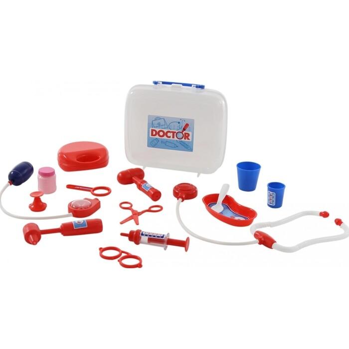 Набор Palau Toys Доктор №3 (в чемоданчике), (56559_PLS)