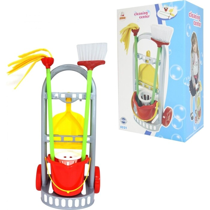 Набор Palau Toys Чистюля-мини (в коробке), (42910_PLS)