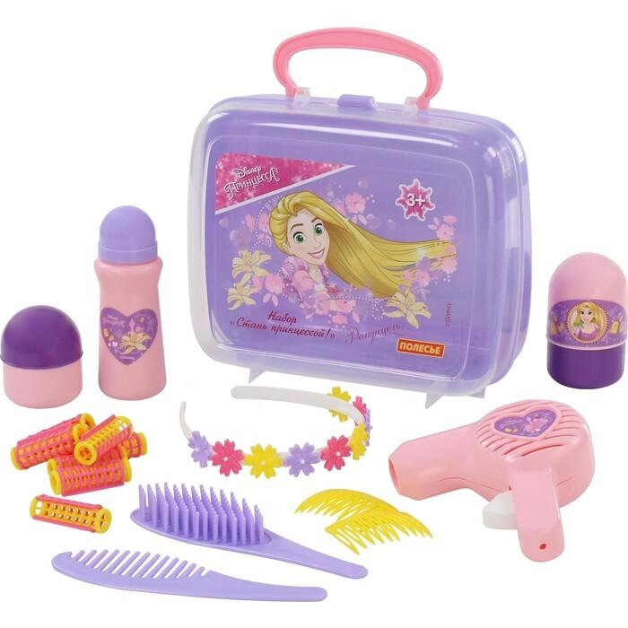 Набор Coloma Y Pastor Disney Рапунцель - Стань принцессой! (в чемоданчике), (70814_PLS)