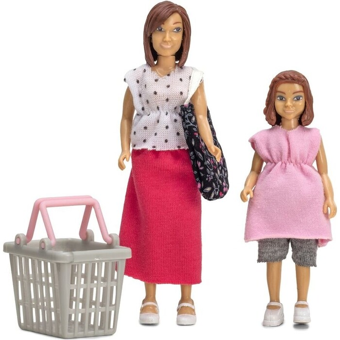 Набор куккол Lundby мама и дочка, (LB_60807200)