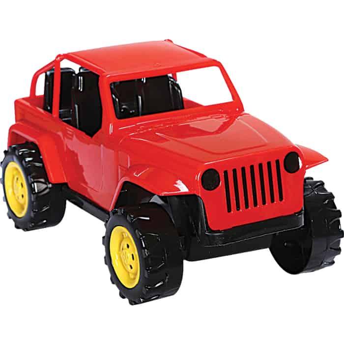 Машина игрушка Terides Джип 34 см, (Т8-020)