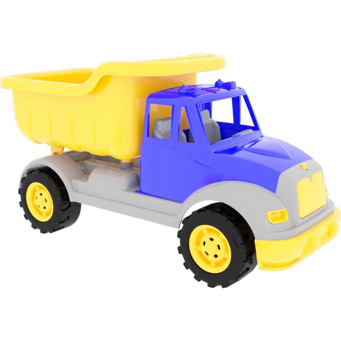 Самосвал Terides игрушка 43 см с блоками, (Т8-087)