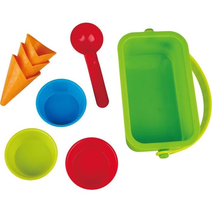 Игрушка для игры в песочнице Hape Магазин мороженого, (E4057_HP)
