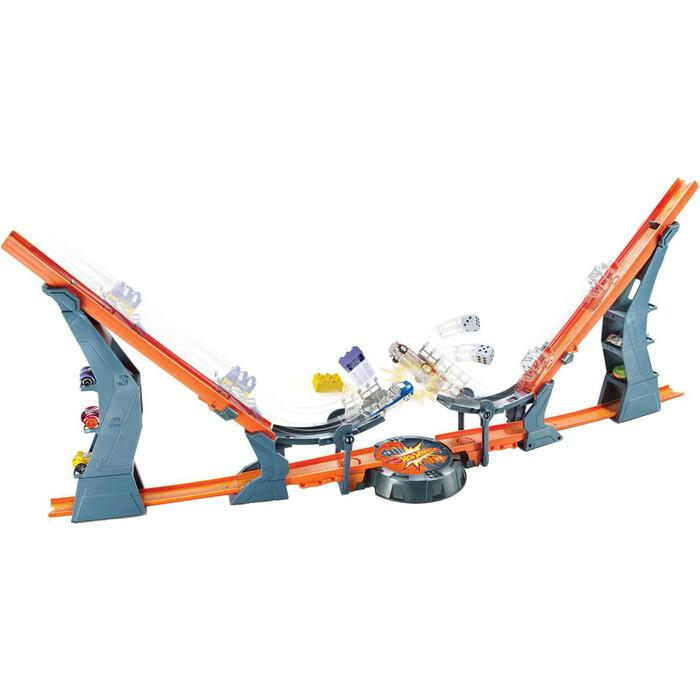 Трасса Mattel Супер гравитация HOT WHEELS, (DHY25)