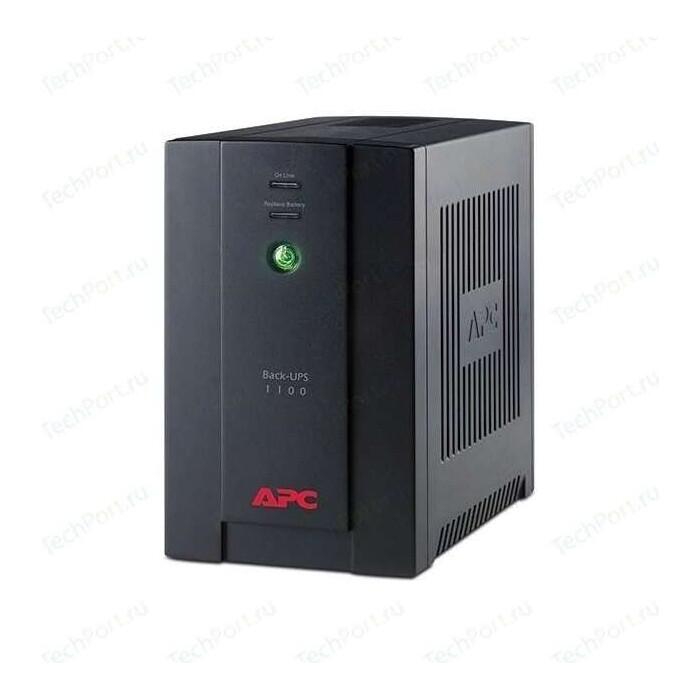 ИБП APC Back-UPS 1100VA with AVR 230V Russian (BX1100CI-RS)