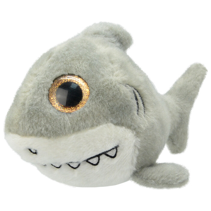 Мягкая игрушка Wild Planet Акула, 15 см, (K8314-PT)
