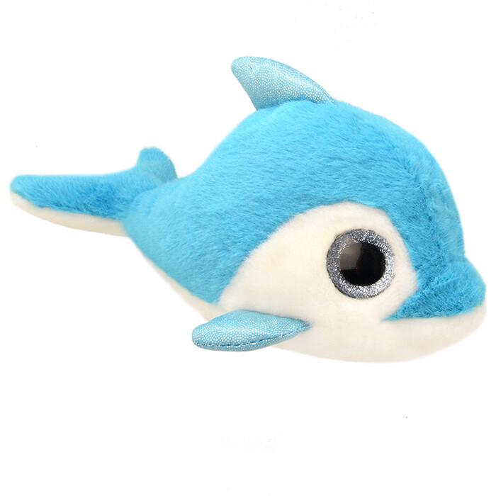 Мягкая игрушка Wild Planet Дельфин, 15 см, (K8313-PT)