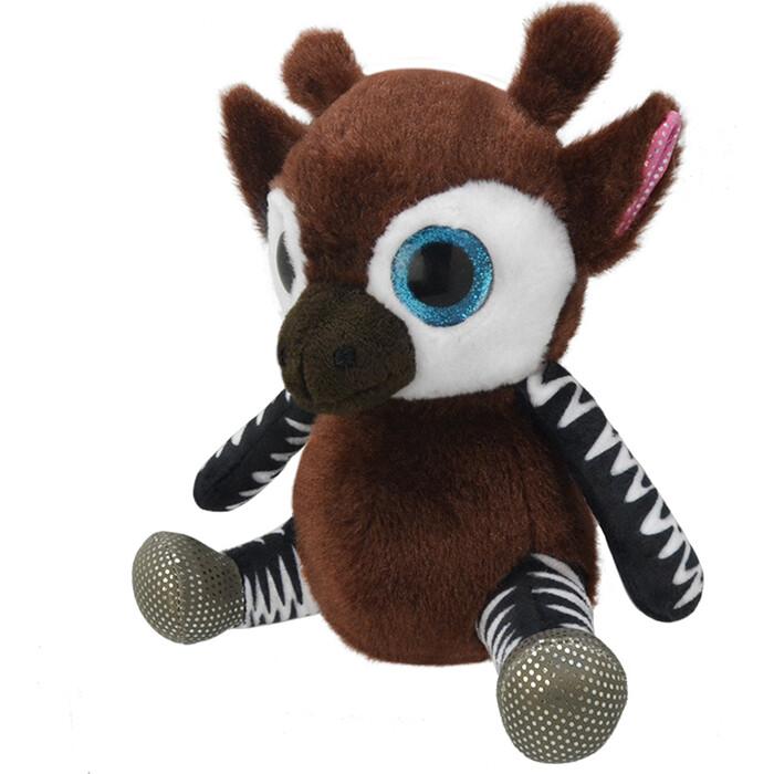 Мягкая игрушка Wild Planet Окапи, 15 см, (K8541-PT)