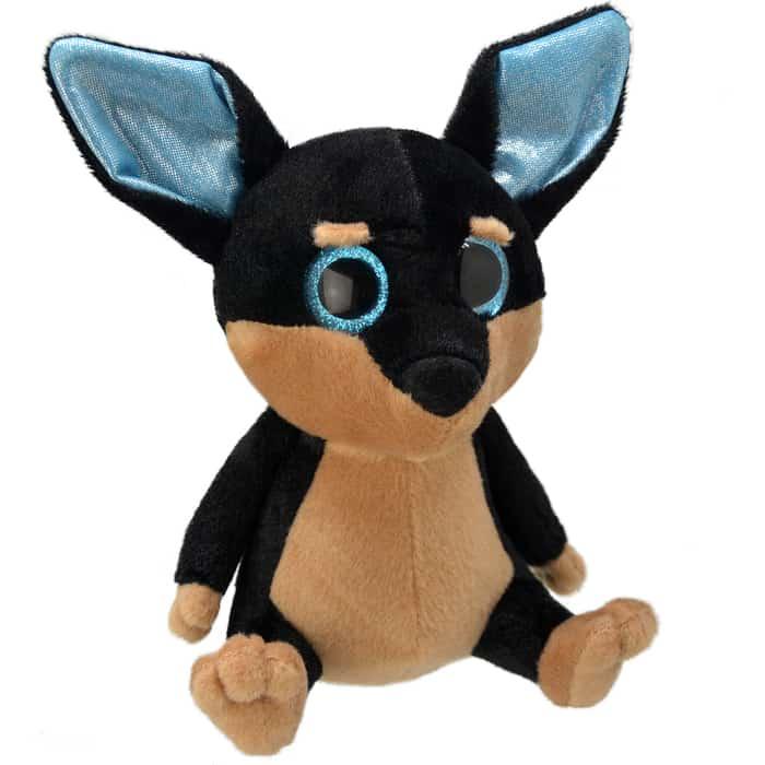 Мягкая игрушка Wild Planet Чихуахуа, 15 см, (K8390-PT)