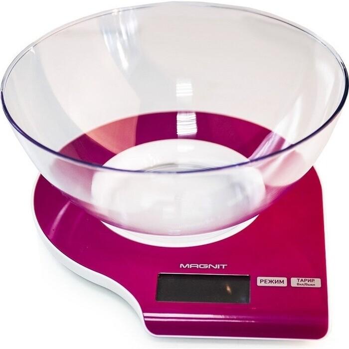 Весы кухонные MAGNIT RMX-6318