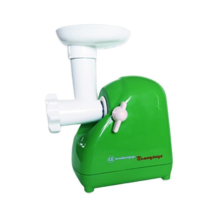 Мясорубка Белвар КЭМ-П2У 302-07 зеленый