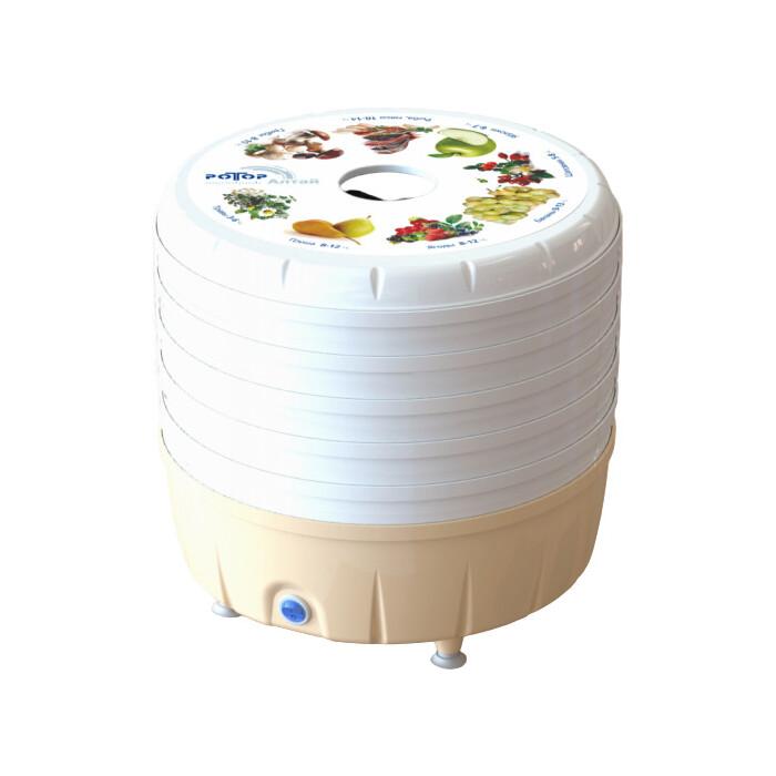 Сушилка для овощей Ротор Алтай СШ-022 5 поддонов цветная упаковка