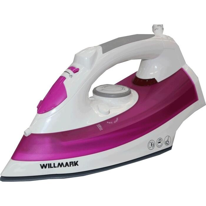 Утюг WILLMARK SI-2215CRP фиолетовый