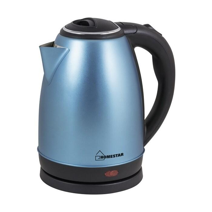 Чайник электрический HOMESTAR HS-1010 синий