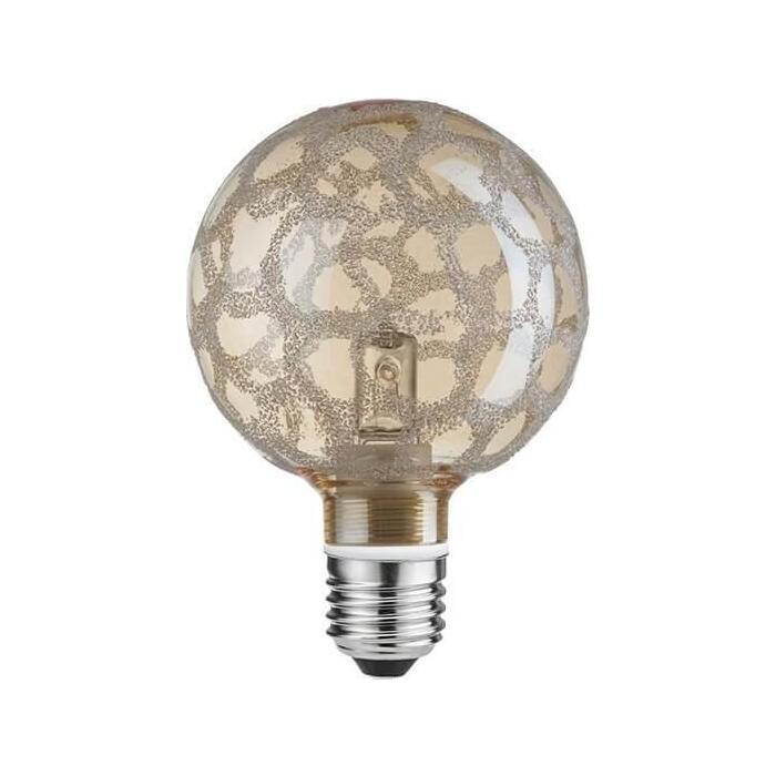 Плафон Paulmann Globe 80 для мини-галогеновой лампы (золото кроколёд) 87585